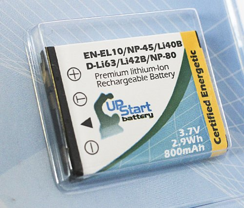 Replacement for Kodak PixPro FZ51 Battery -...