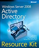 Windows Server 2008 Active Directory Resource Kit (English Edition)