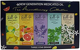 20% off Three Star Brand Aromatherapy Gift Sets, Medicated Oil & More