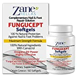 Zane Hellas FunguCept Softgels. for Faster and Better Results. Supportive Softgels for FunguCept Nail & FunguCept Athlete's. 60 Softgels.