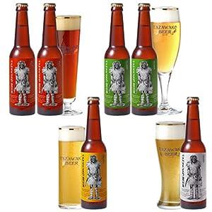 """田沢湖ビール飲み比べセット(なまはげラベル)4種 330ml×6本(アルト2・ピルスナー2・ケルシュ1・バイツェ..."""""""