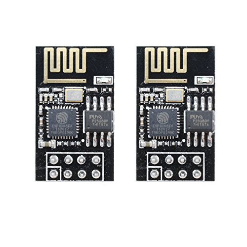 Amazon.co.uk - 2pcs - ESP8266 - ESP-01 Wi-Fi Board