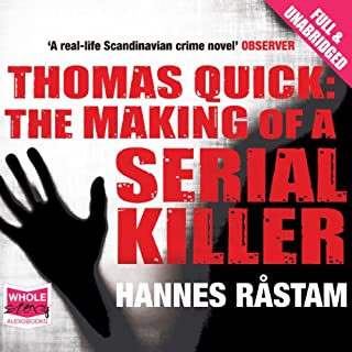 Thomas Quick: The Making of a Serial Killer cover art