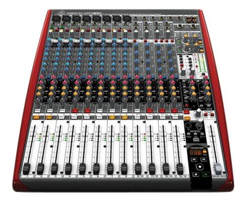 Behringer XENYX UFX1604 USB/FW-Mixer