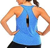 Printemps Et éTé Cross Sportswear Vest Fitness Yoga Wear T-Shirt sans Manches pour Femmes