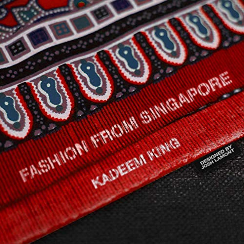 Fashion From Singapore (feat. Frank Plaza) [Explicit]