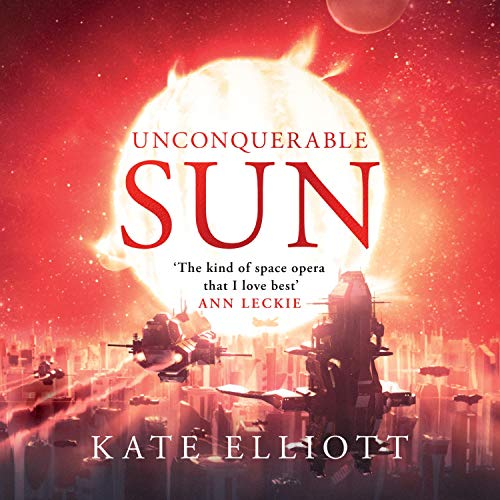 Unconquerable Sun cover art
