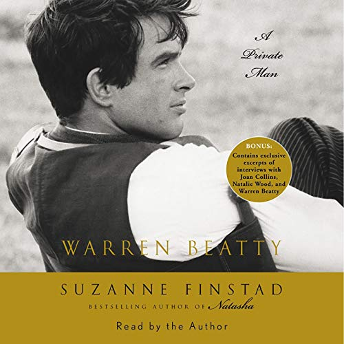 Warren Beatty cover art