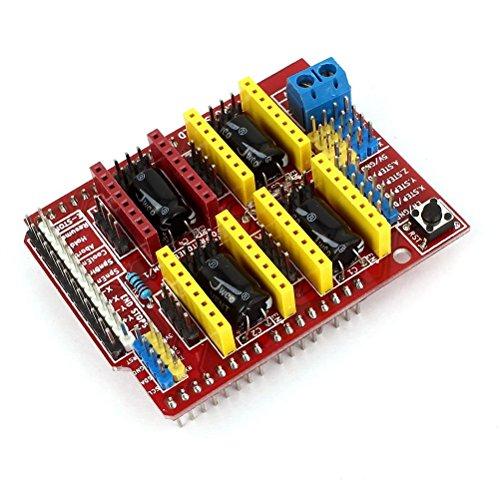 PIXNOR A4988 Treiber CNC Shield Expansion Board für Arduino V3
