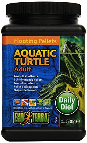 Exo Terra schwimmende Pellets für erwachsene Wasserschildkröte 530g
