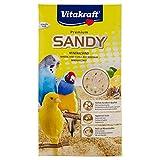 Vitakraft Italia Sandy Sabbia per Uccelli, 2kg