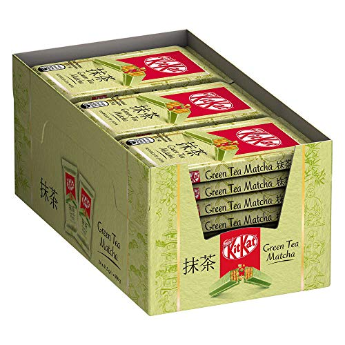 4 deliciosas barritas de crujiente galleta de chocolate blanco y té verde Descubre el sabor de KITKAT con té verde Matcha Tómate un respiro y recarga pilas con KITKAT, donde y cuando quieras Nestlé KITKAT, la excusa para tomarse un RESPIRO 100% Cacao...