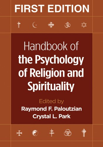 Compare Textbook Prices for Handbook of the Psychology of Religion and Spirituality, First Edition First Edition ISBN 9781572309227 by Paloutzian, Raymond F.,Park, Crystal L.