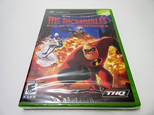 The Incredibles: Rise of the Underminer