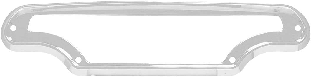 GG Grand General 68236 Chrome Plastic Instrument Panel Cover for Freightliner