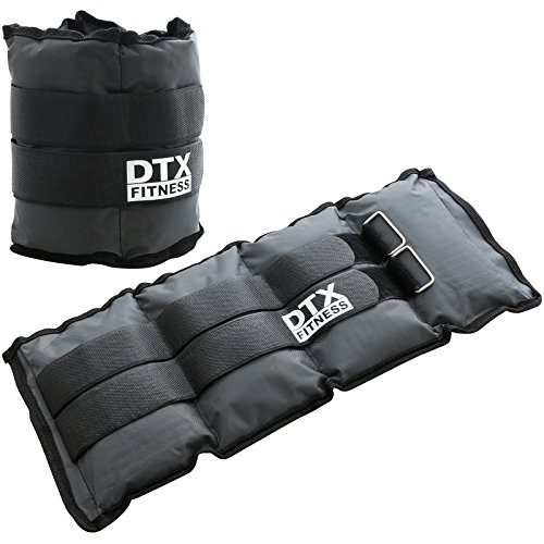 DTX Fitness - Pesi per caviglie/polsi - varie misure...