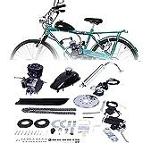 80cc Bicycle Engine Kit 2 Stroke,Full Set Motorized Bike Kit