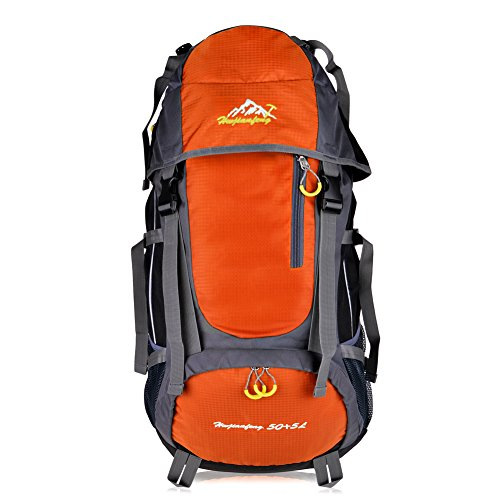 Vbiger Hiking Backpack Large Capacity Lightweight Review
