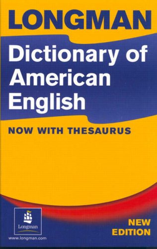 Longman Dictionary of American English (hardcover) without CD-ROM (3rd Edition)
