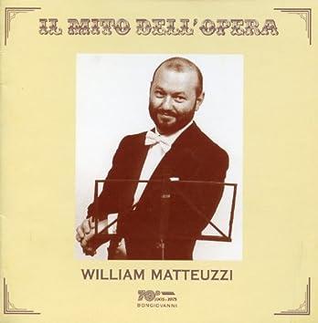 Il mito dell'opera: William Matteuzzi (1980-1999)