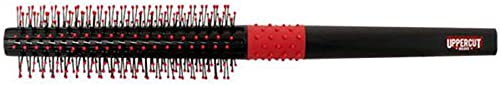 Uppercut Deluxe Quiff Roller - Small Round Men's Hair Brush - Non-Slip Grip
