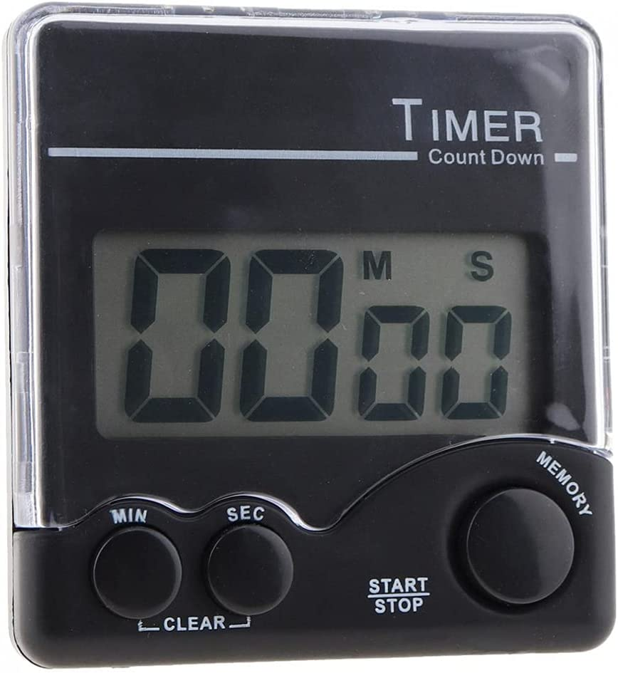 tqbhd Convenient Electronic Digital Timer Prompt L Bell and with Courier Philadelphia Mall shipping free