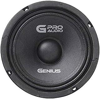 """$26 » Genius GPRO-M1065 6.5"""" 300 Watts-Max Midrange Marathon Series Car Audio Speaker 4-Ohms"""