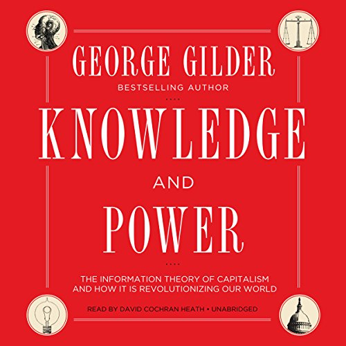 Knowledge and Power audiobook cover art
