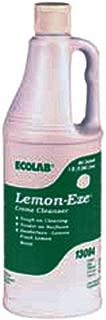 Best ecolab lemon eze bathroom cleaner Reviews