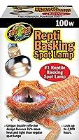 爬虫類飼育用ライト  ZOOMED ズーメッド バスキングライト 6タイプ展開  p-5220 (SL-25 バスキングライト 25W)