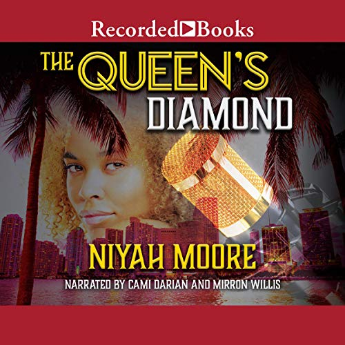 The Queen's Diamond Audiobook By Niyah Moore cover art
