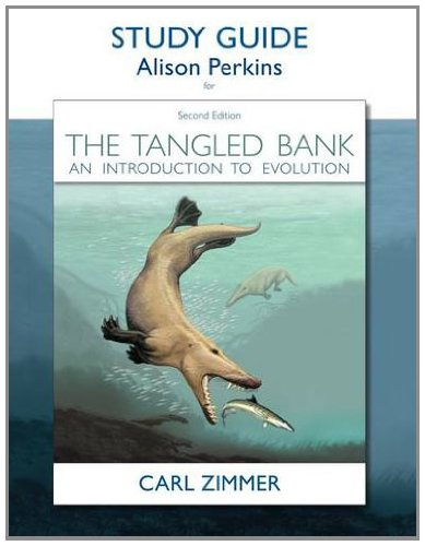 Study Guide for The Tangled Bank: An Introduction to Evolution