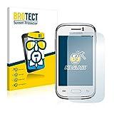 BROTECT Protector Pantalla Cristal Compatible con Samsung Galaxy Young S6310 Protector Pantalla...