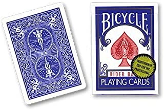 Murphy's Magic Supplies, Inc. Bicycle Playing Cards (Gold Standard) - Blue Back by Richard Turner - Trick