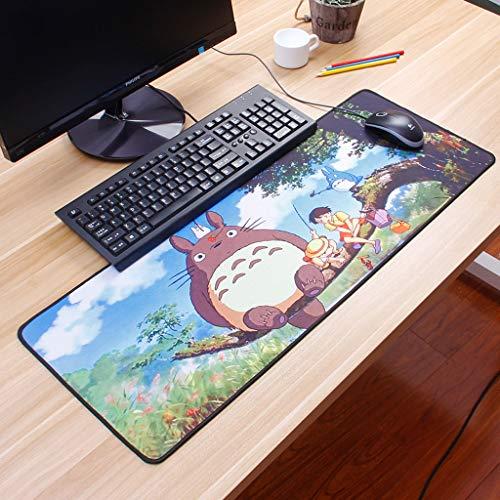Anime Game XXL Speed Gaming Mauspad | 800 x 300mm | XXL Mousepad | Tischunterlage Large Size | Perfekte Präzision und Geschwindigkeit