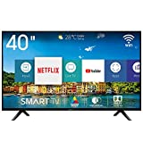 Hisense H40BE5500 Smart TV LED FULL HD 40', USB Media Player, Tuner DVB-T2/S2 HEVC Main10 [Esclusiva...