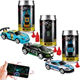 Remote Control Car,Rc Car for Kids Toy Car Phone Control Car Mini Coke Can Pocket Racing Cars,3 Pack(2.4GHZ)
