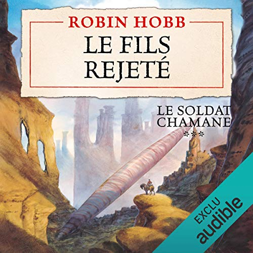 Le fils rejeté audiobook cover art