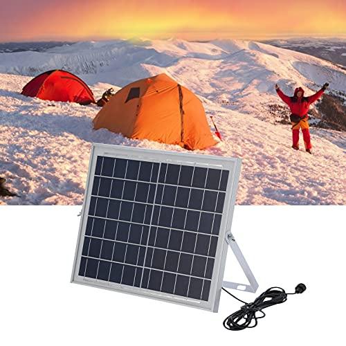 Luroze Módulo de Panel Solar, Panel Solar Montar al Aire Libre