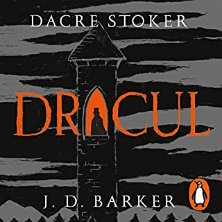 Dracul                   By:                                                                                                                                 Dacre Stoker,                                                                                        J. D. Barker                               Narrated by:                                                                                                                                 Saskia Maarleveld,                                                                                        Alana Kerr Collins,                                                                                        Pete Bradbury,                   and others                 Length: 16 hrs and 25 mins     2 ratings     Overall 5.0