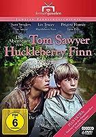 Die Abenteuer von Tom Sawyer und Huckleberry Finn - Die komplette Serie. 4 DVDs