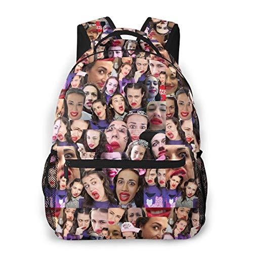 Sankeshu566 Miranda-Sings Hiking Outdoor Backpack Shoulder Bag Sport for Teens Woman/Man
