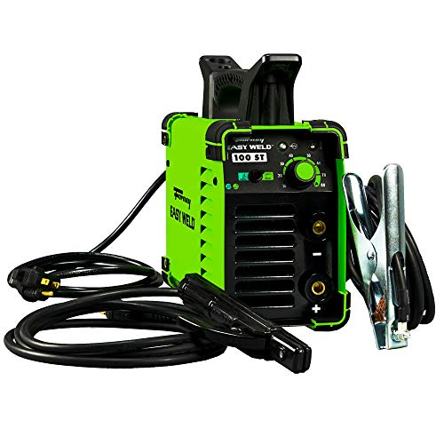 Forney Easy Weld 298 Arc Welder 100ST, 120-Volt, 90-Amp,Green