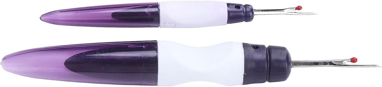 Stitch Remover, Ergonomic Design 2 Different Sizes Sewing Ripper