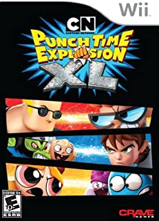 Cartoon Network: Punch Time Explosion XL - Nintendo Wii by SVG Distribution
