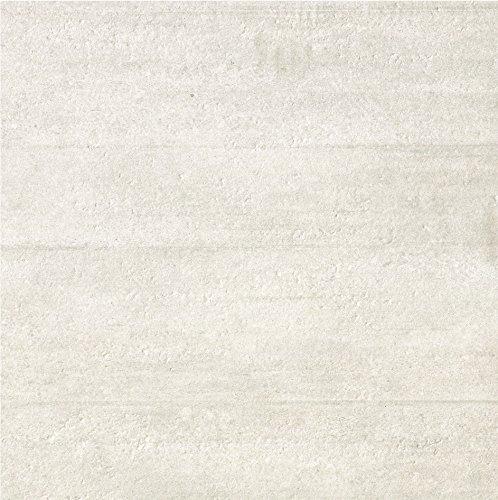 fliesenmax Feinsteinzeug Bodenfliese Ascot Busker white 60x60cm Betonoptik