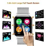 Zoom IMG-1 canmixs smartwatch orologio uomo donna