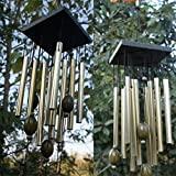 Black Friday Sales Wind Chimes,NAOTAI 1 X Large Wind Chimes Bells Copper Tubes Outdoor Yard Garden Home Decor...