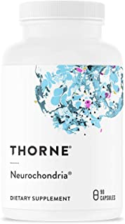 Thorne Research - Neurochondria - Neuroprotective Supplement for Nerve and Brain Support and Mitochondrial Health - 90 Capsules