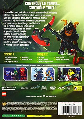 LEGO Ninjago, Les maîtres du Spinjitzu - Saison 7 [Francia] [DVD]